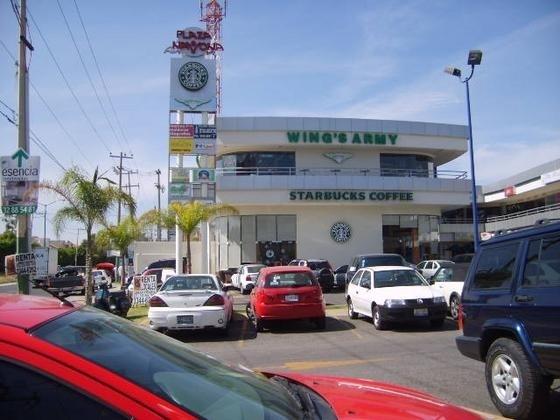 Locales Comerciales Plaza Navona