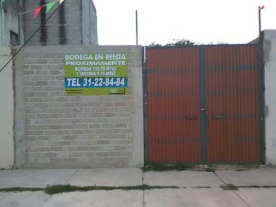 Bodega en Renta La Grana