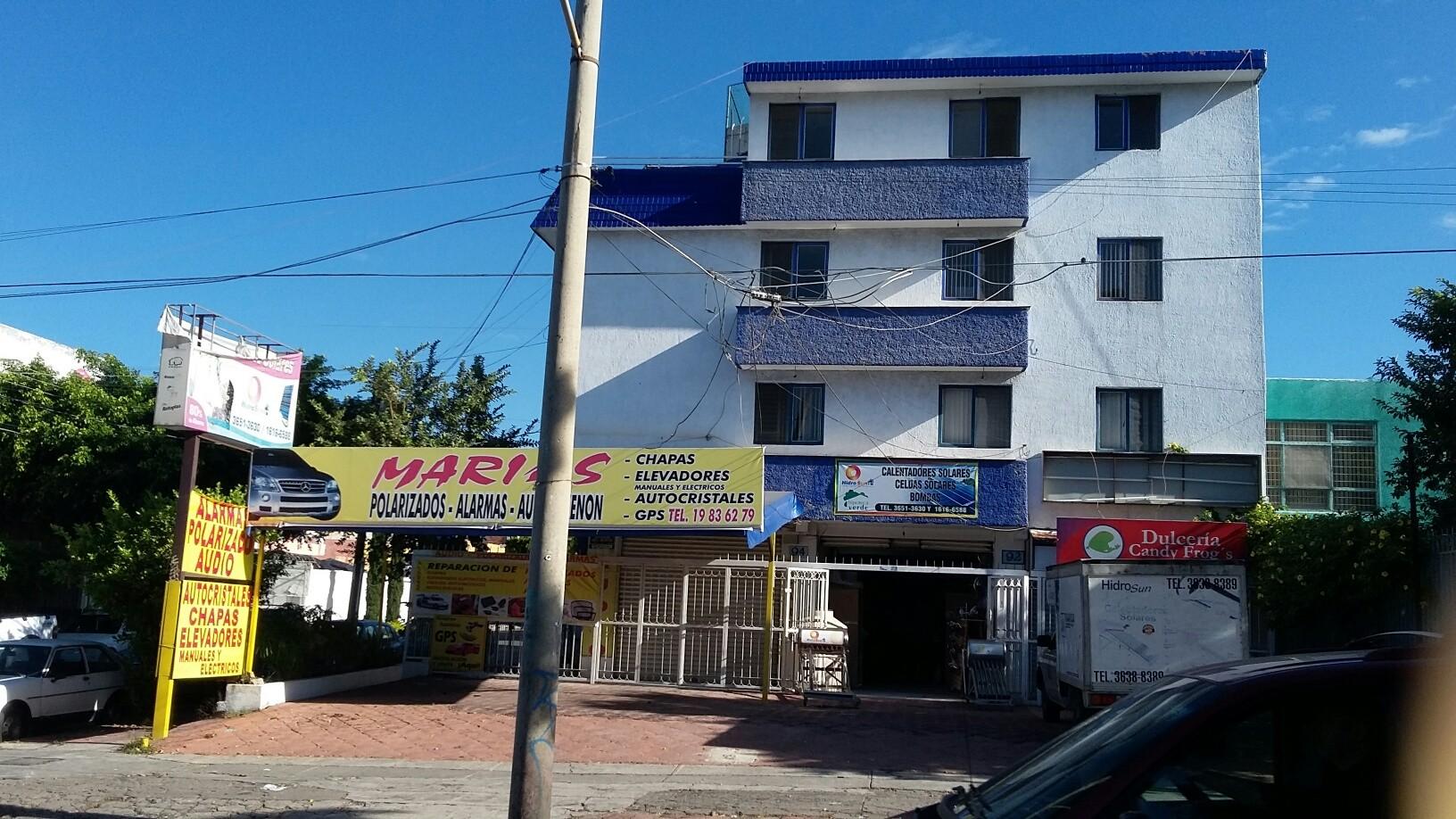 Departamento en Renta Col. Independencia