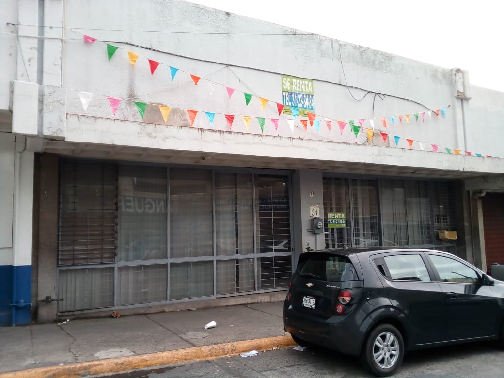 Local en Renta Leandro Valle