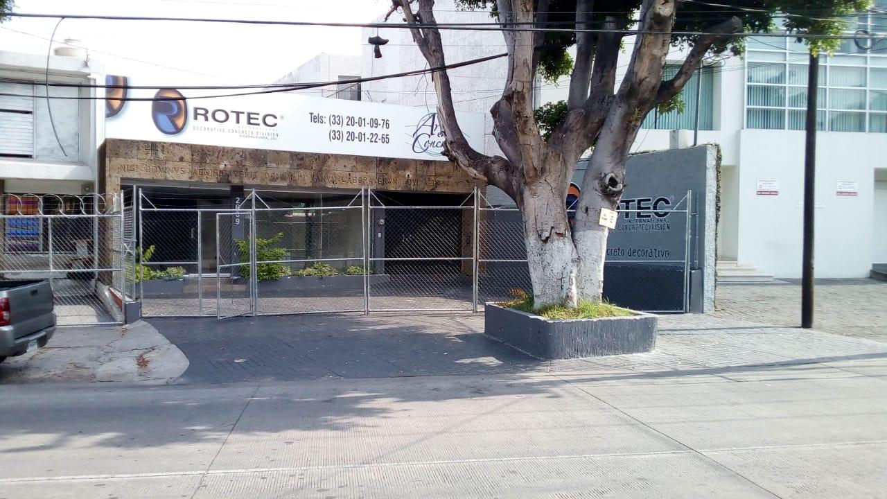 Oficinas y Local en Renta Agustin Yañez