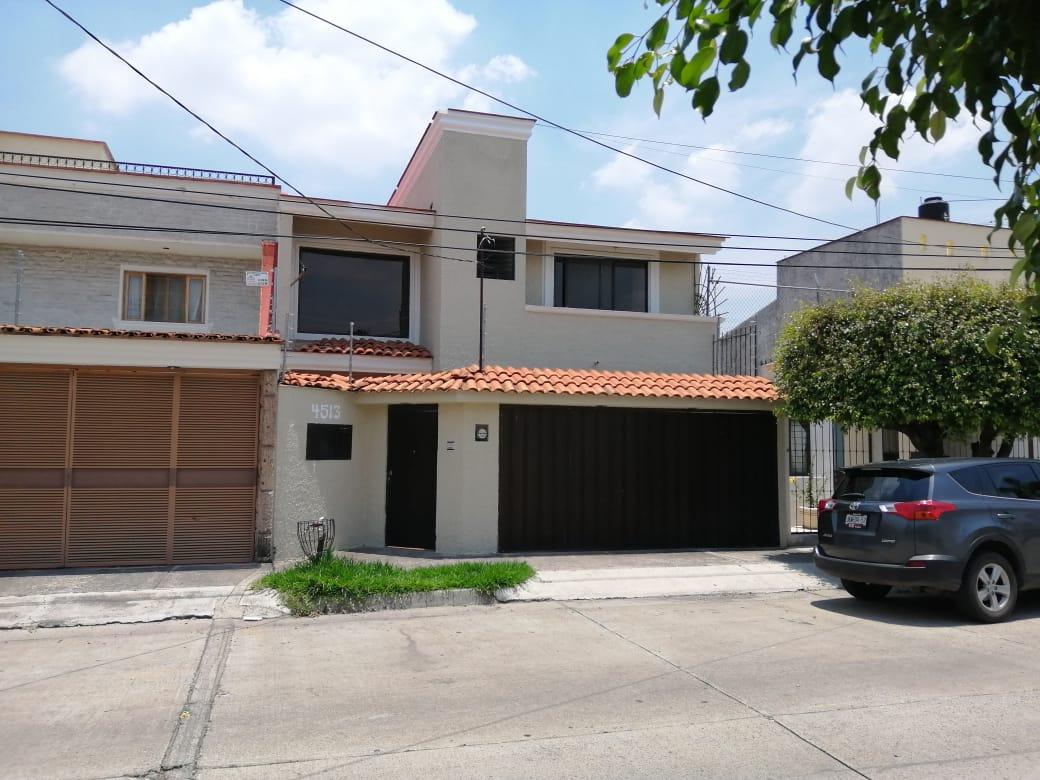 Casa en Renta Lomas de Guadalupe