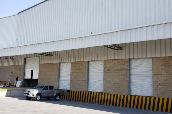 Bodega #4 en Renta Zona Industrial
