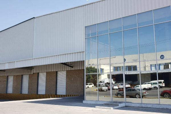Bodega #3 en Renta Zona Industrial